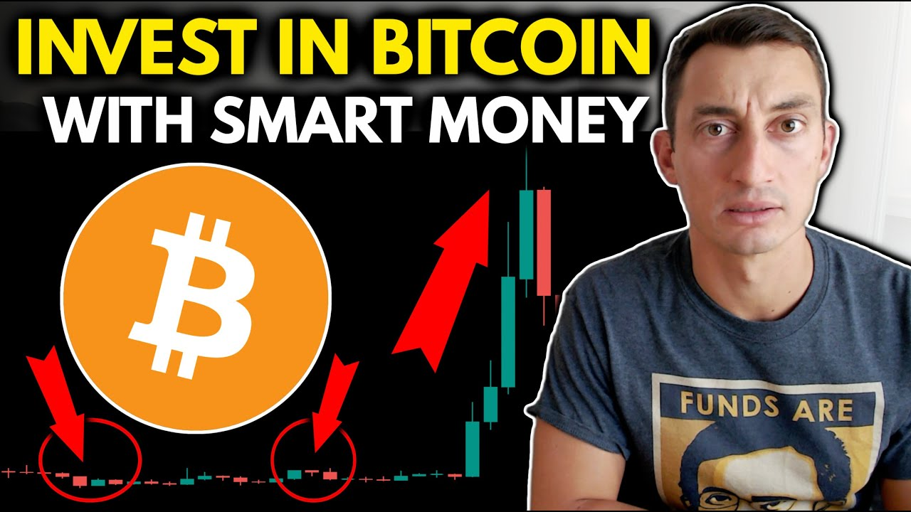 INVEST IN CRYPTO WITH SMART MONEY & BUY BITCOIN LIKE A WHALE