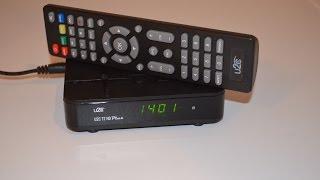 Тюнер (ресивер) Т2 U2C T2 HD plus AC3 Dolby обзор и настройка