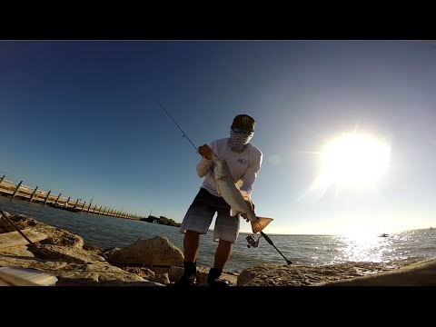 Trinity bay fishing red drum and a flounder limit for Trinity bay fishing report
