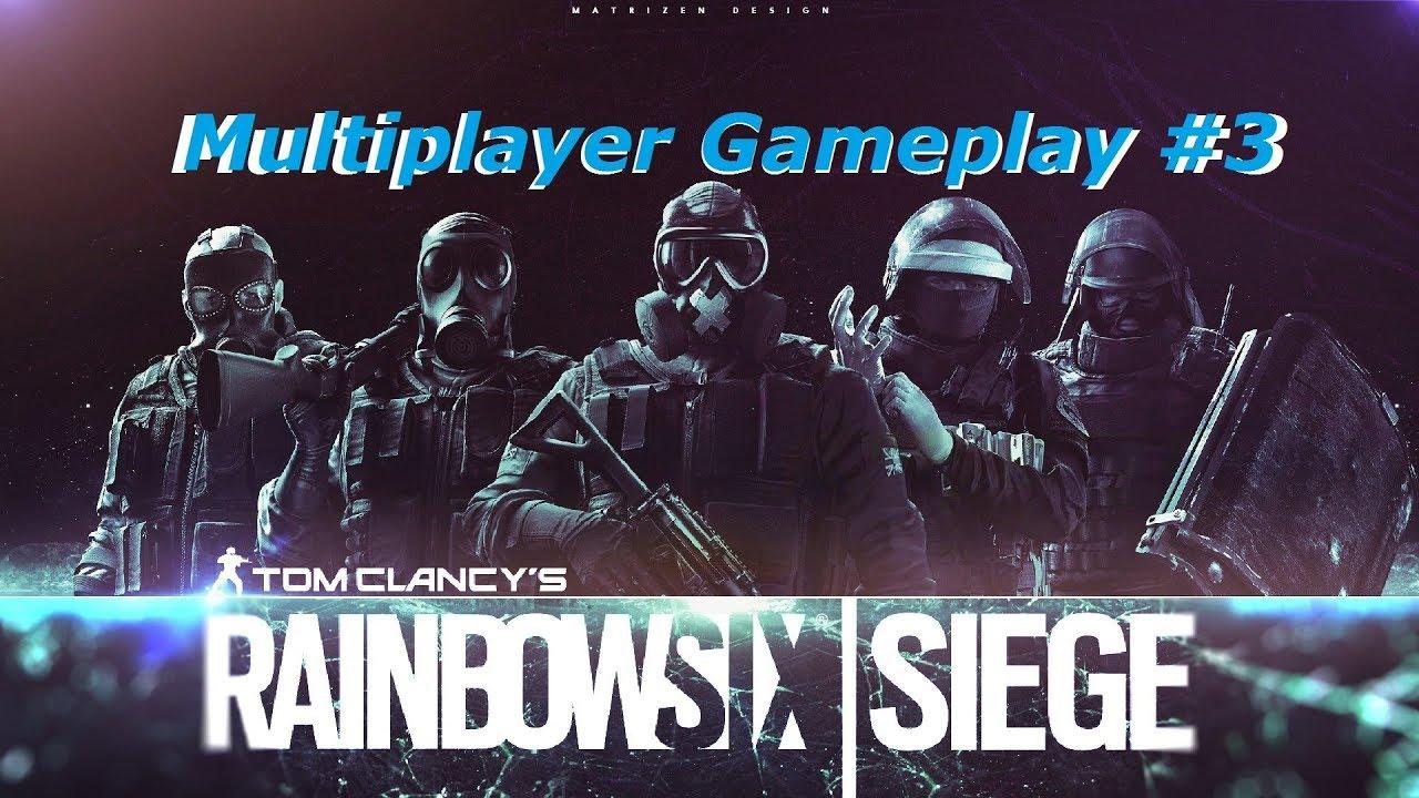 tom clancy 39 s rainbow six siege multiplayer gameplay 3. Black Bedroom Furniture Sets. Home Design Ideas