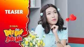 Biệt đội siêu hài | teaser: Diệu Nhi nhí nhố trong hậu trường quay sitcom