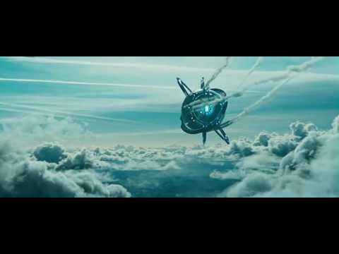 Притяжение - Трейлер (2017) Новая русская фантастика с Бондарчуком