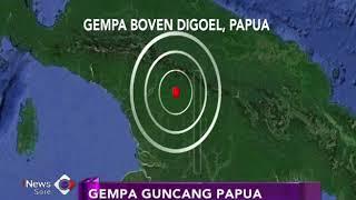 Gempa dengan Kekuatan 7,6 SR Guncang Papua & Tidak Berpotensi Tsunami - iNews Sore 26/02