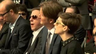 Hugh Jackman's Hollywood Blvd Walk of Fame Star Ceremony - Pt 1 of 4