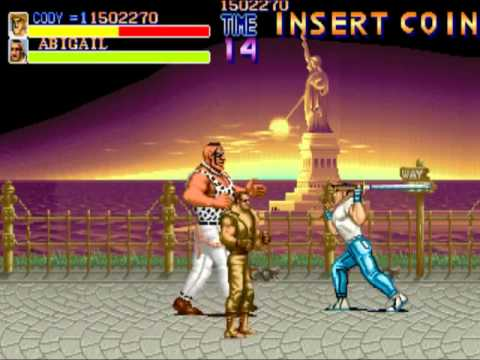 Resultado de imagem para final fight 1 sword