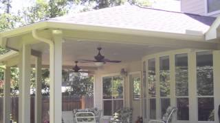 Patio Covers Houston Tx  Free Estimates 832 692 0722 By All About Patio Covers Com