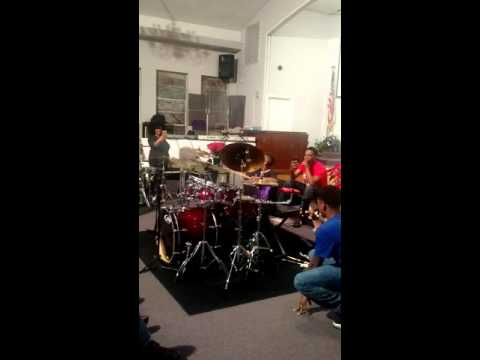 Simeon Wrice 10 Year Old Drummer!!!! Some Say Hes The NEXT Tony Royster!!!!!!