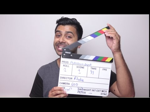 Proaim Clapper Board Slate | How To Use Movie Clapperboard Slate