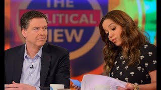 James Comey Says He Doesn't Think Trump Will Fire Mueller | The View