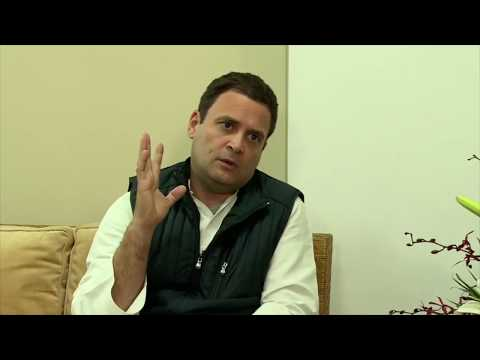 Congress President Rahul Gandhi Interview with National Herald