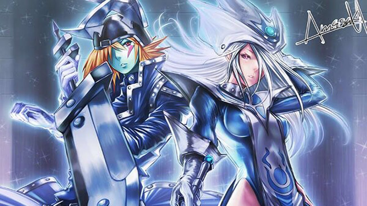yugioh ygopro silent magician and silent swordsman working