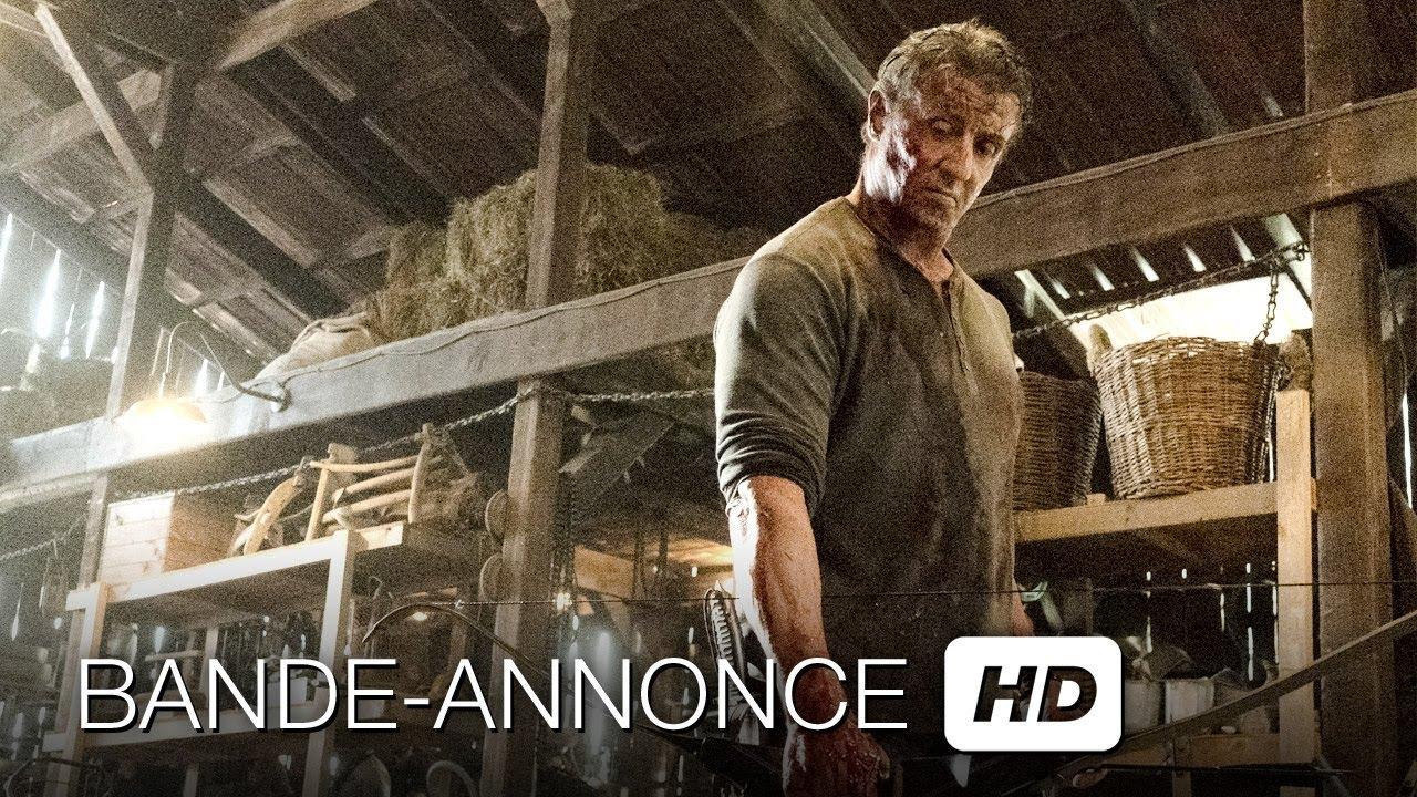 Rambo : La dernière mission - Bande-annonce (2019) | Sylvester Stallone