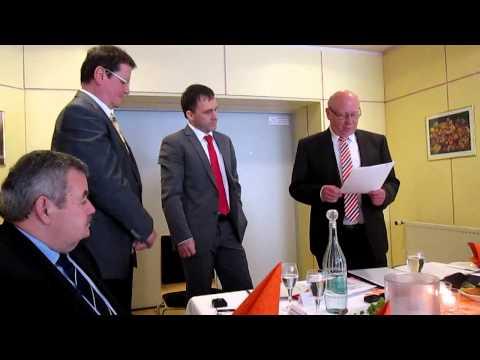 Landesehrenbrief für Torsten Weicker