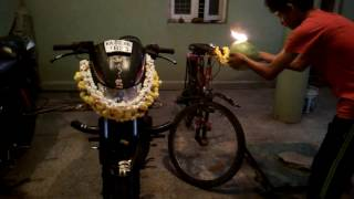 Video How to perform Ayudha pooja on vijayadashami download MP3, 3GP, MP4, WEBM, AVI, FLV November 2017