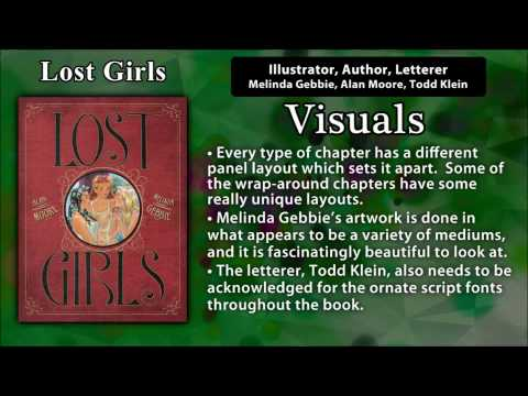 Graphic Novel Review - Lost Girls