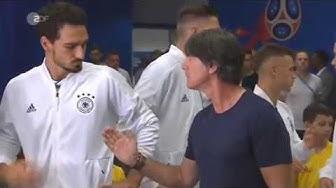 Deutschland vs. Südkorea [0:2] Zusammenfassung