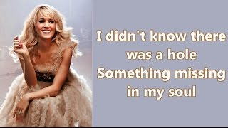 What I Never Knew I Always Wanted - Carrie Underwood