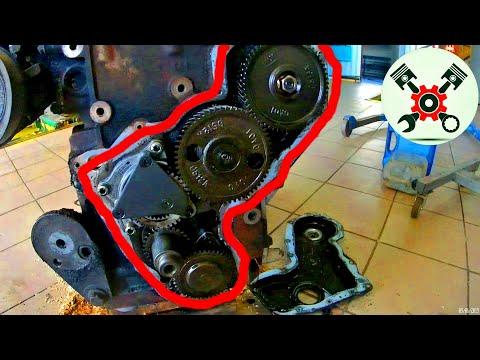 Сюрприз в Б/У двигателе Jeep Grand Cherokee 3.1TDI