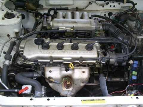 motor nissan ga16de sonando como petrolero.wmv