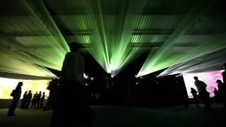 Light Loom(Canon Milano Salone 2011) / 01 MOVIE / TORAFU ARCHITECTS