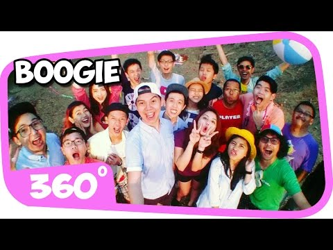 """360 DEGREE VIDEO """"360 BOOGIE INDONESIA"""" [please watch in HD quality]"""