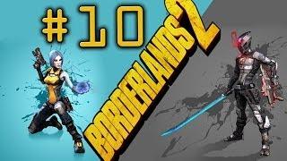 Borderlands 2 —  Босс: Вильгельм — [#10]