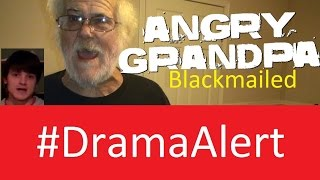 Angry Grandpa Blackmailed by STALKER #DramaAlert Interview! DylanisFTW EXPOSED!