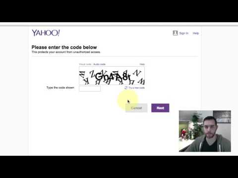 I Forgot My Security Question For My Yahoo Mail Account