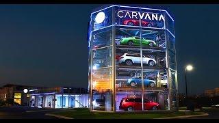 Car Vending Machine opens in Houston Texas