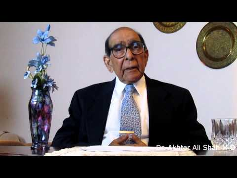 Does God Exist? By Dr Akhtar Ali Shah MD Arlington Texas