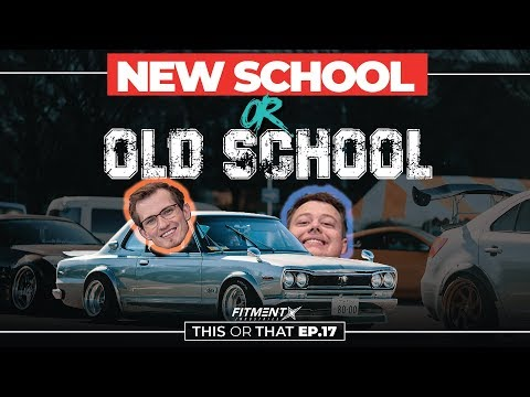 New School or Old School? | This or That Ep. 17