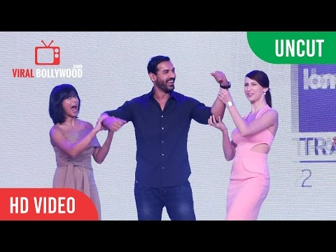 UNCUT - 5th Lonely Planet Magazine India Travel Awards 2016 | John Abraham
