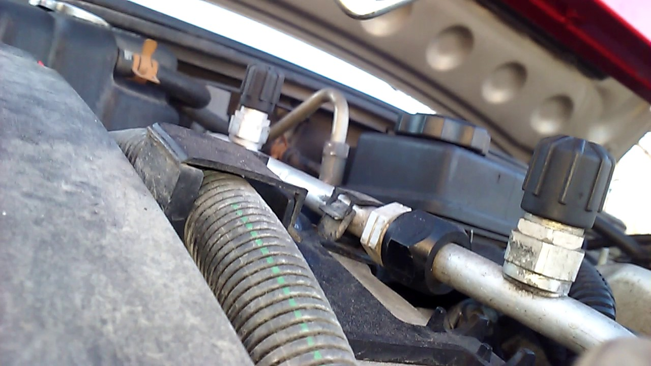 2003 Cadillac Deville Front Motor Mount Says Goodbye