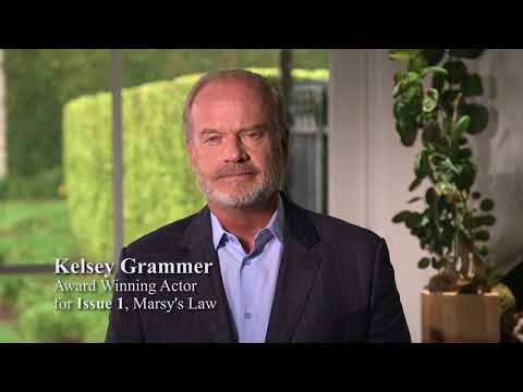 Kelsey Grammer Urges Support for Marsy's Law for Ohio