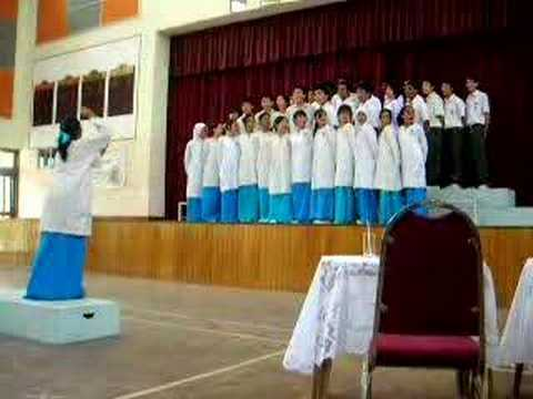 Choral Speaking Competition - SMK Seafield