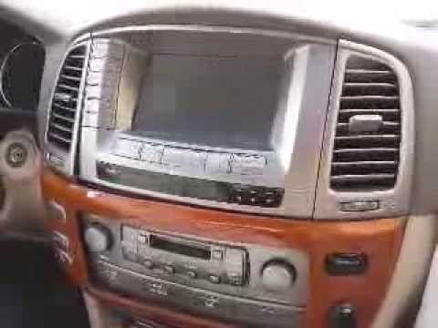 lexus lx470 bluetooth music
