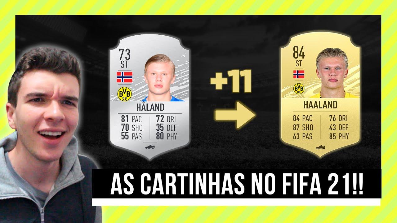 FIFA 21: a EA liberou os ratings e @Full   mostra quais jogadores mais bombaram e quais caíram