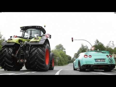 JP's Traktor Taxi