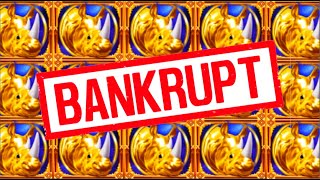 How To BANKRUPT The Casino In 20 Minutes On 1 Slot Machine! Wonder 4 Boost Slot Machine W/ SDGuy1234