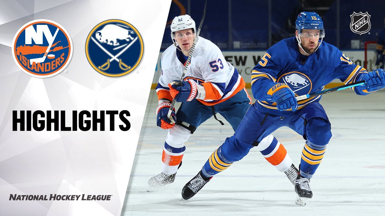 Download Islanders @ Sabres 5/4/21 | NHL Highlights