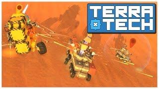 TerraTech - The Broadside - Let