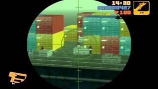 GTA 3 Mission #29 - 8-Ball - Bomb da Base Act II
