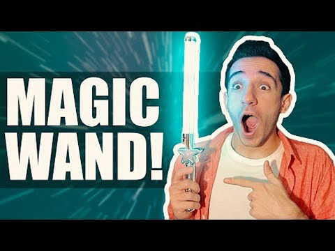 Real Magic Wand!