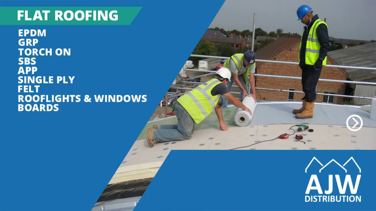 Ajw Flat Roofing Promo Youtube