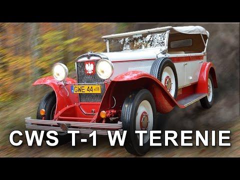 CWS T-1 W TERENIE [CWS T-1]