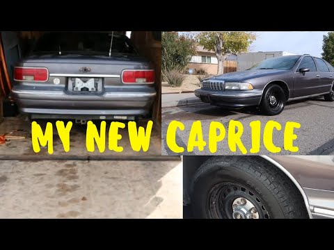 1994 Chevy Caprice Classic 5.7 LT1