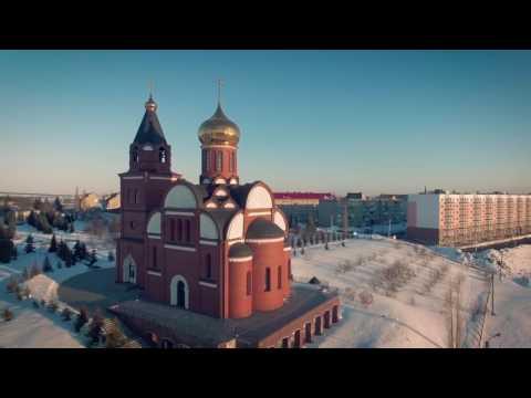 Спасский храм, д. Алексеевка, Уфимский р-н.