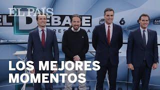 DEBATE ATRESMEDIA 28A: LOS MEJORES MOMENTOS
