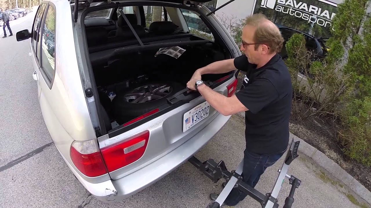 Bmw Suv X5 Battery Location