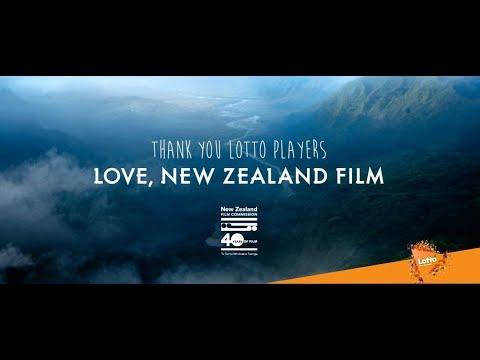 Lotto NZ - 'Love, New Zealand Film'